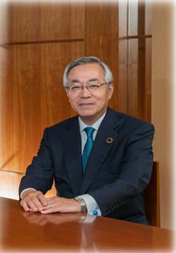 会長理事 皆川 芳嗣